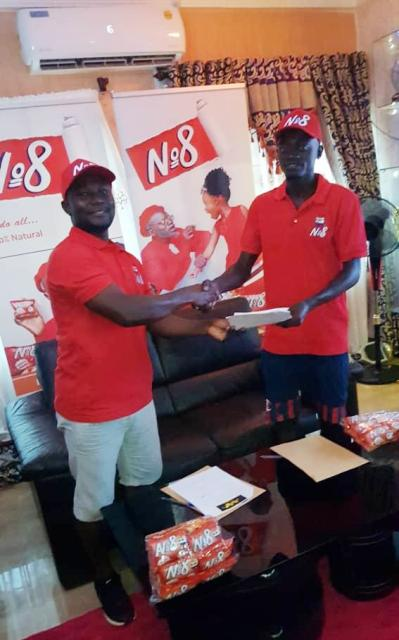 No. 8 Snacks Appoint Lil Win As Brand Ambassador