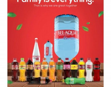 BEL BEVERAGES PARTNERED LESFAM COMPANY FOR THE FREE BREAST CANCER SCREEN ON 30TH OCT.2020