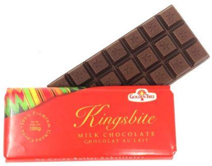 Lesfam Company Ltd Now Sells Ghana Made Chocolate Golden Tree