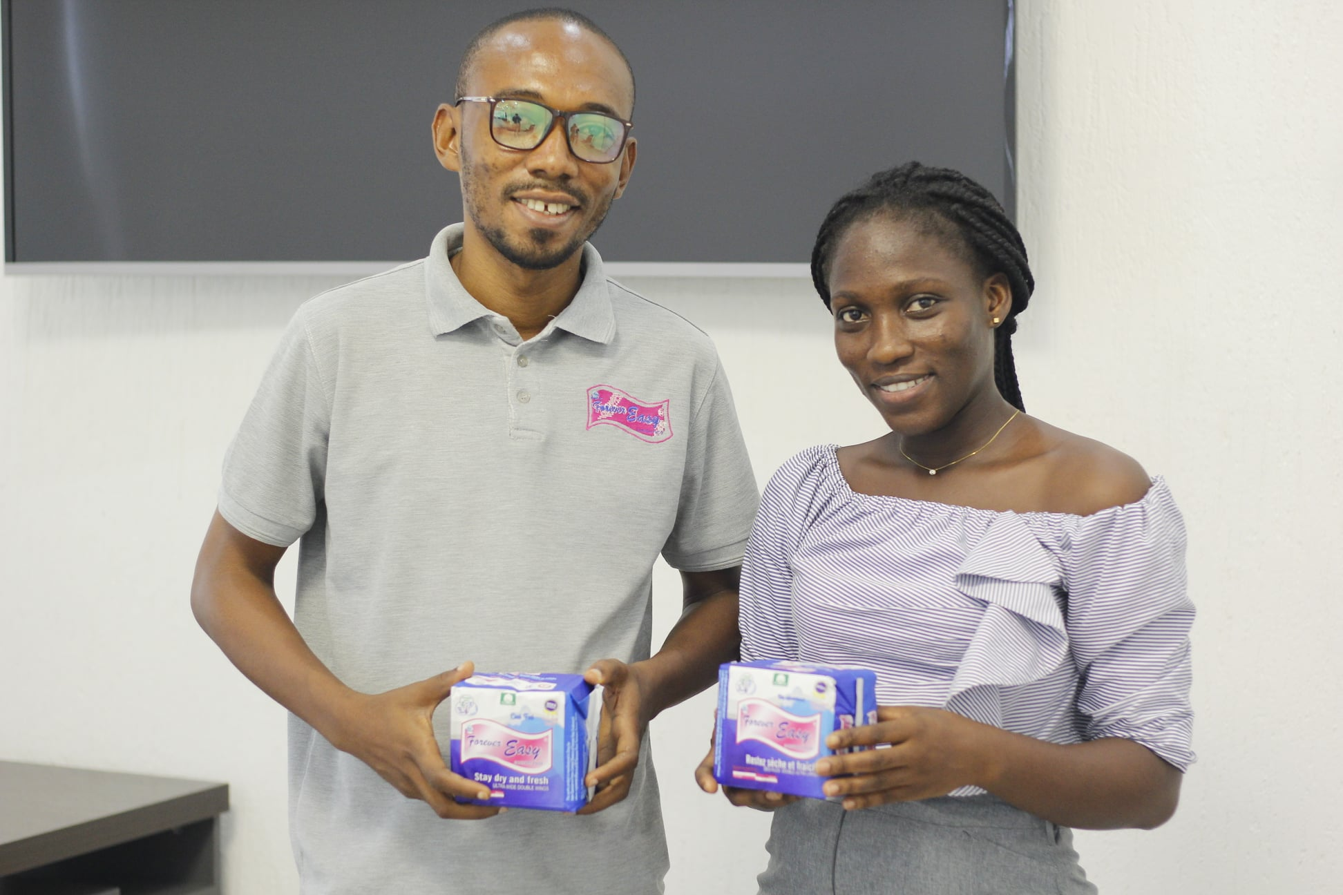 LESFAM & FOREVER EASY SANITARY PAD TO GIVEAWAY FREE SANITARY PADS ON WORLD MENSTRUAL HYGENE DAY